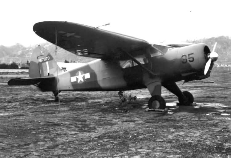 Stinson Raliant Mk.I,RAF
