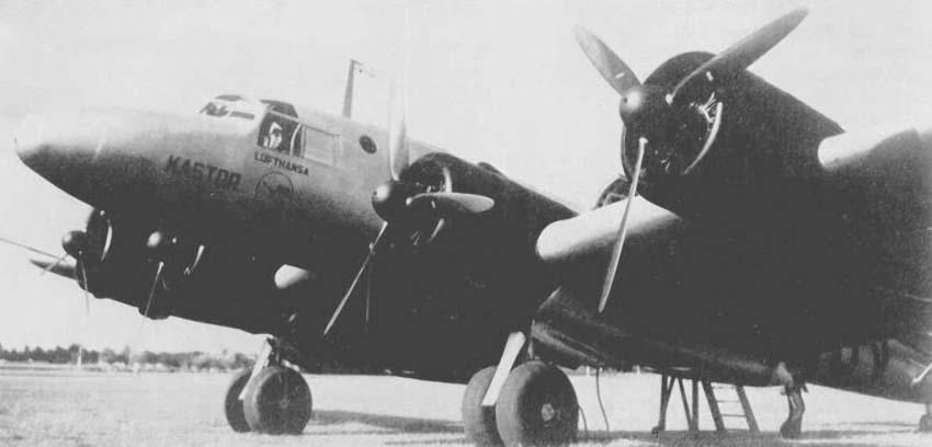 Hamburger Flugzeugbau Ha-142V-2