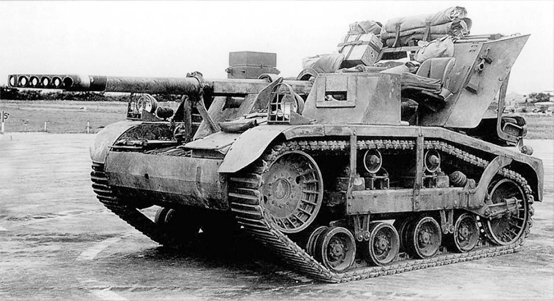 T42 Gun Motor Carriage Противотанковая самоходная установка