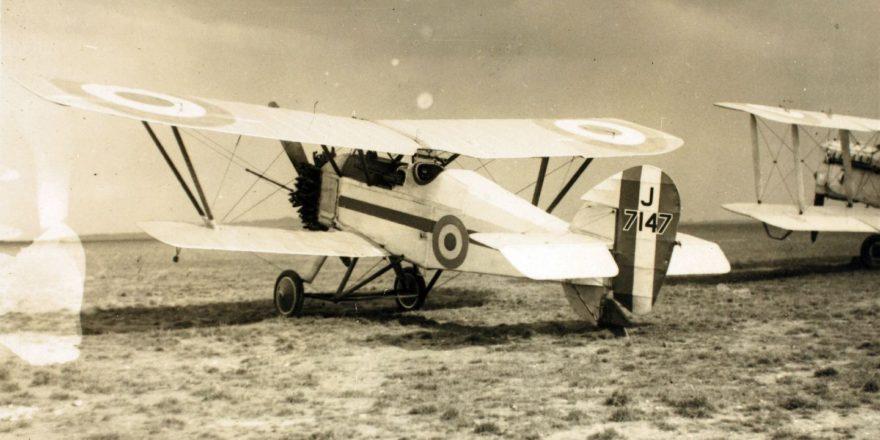 """Whitworth AW.19 """"Atlas"""""""