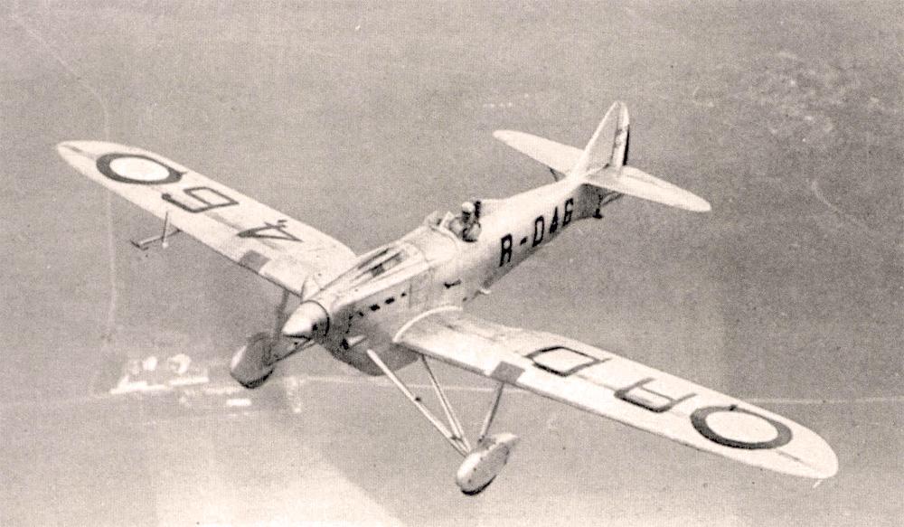 Dewiotine D.500