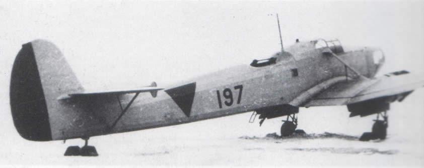 Focke-Wulf FW-58B-2