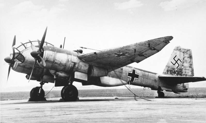 Junkers Ju-388L-0