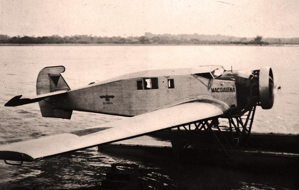 Junker W34