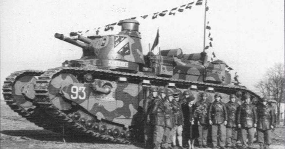 RX Char BL Тяжелый танк