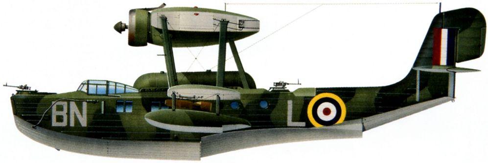 """Saro """"London"""" Mk.II"""