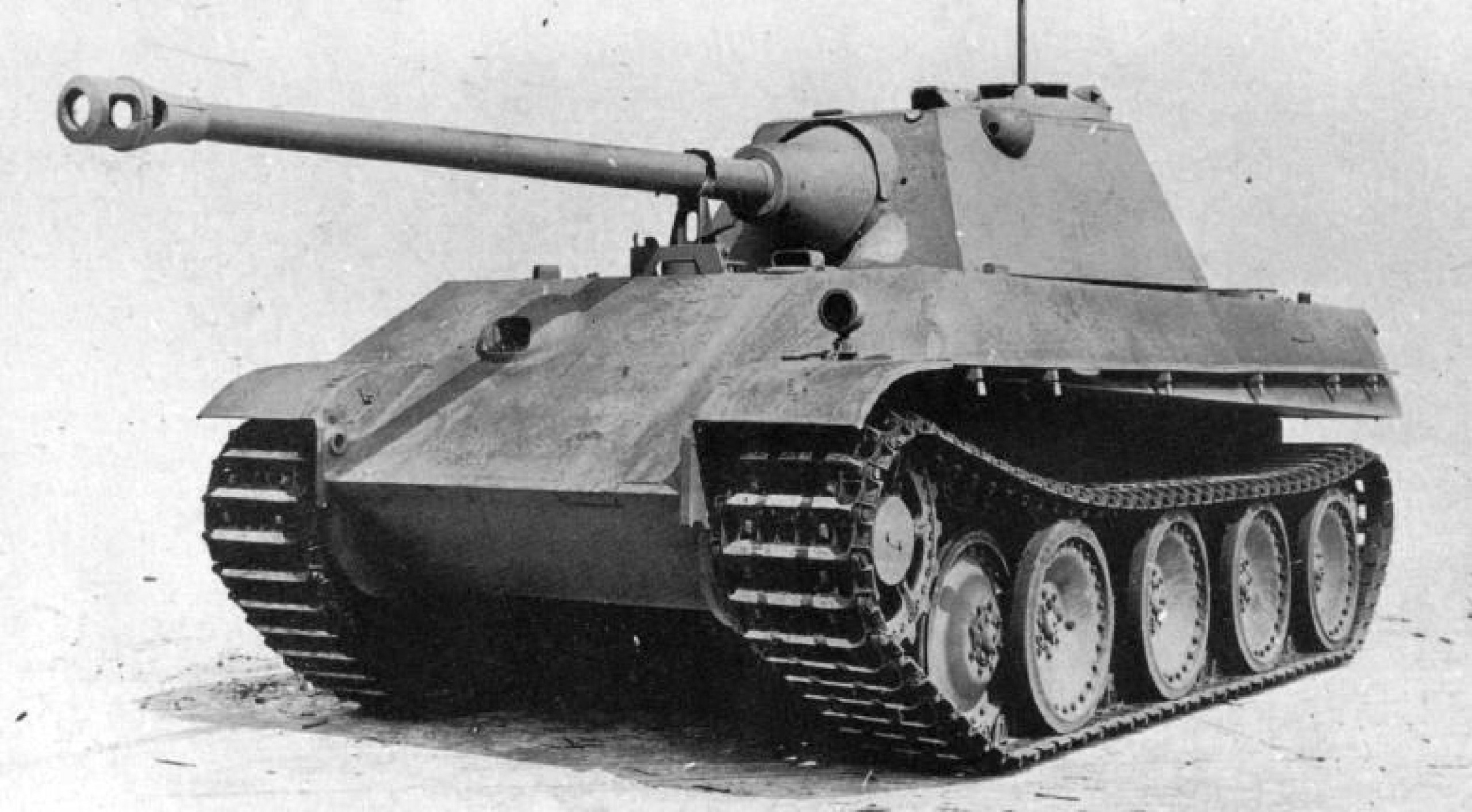 """""""Panther II"""" Средний танк"""