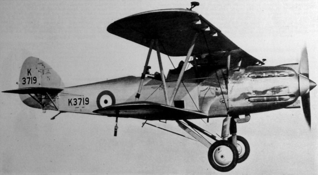 """Hawker """"Hector"""" Mk.I"""