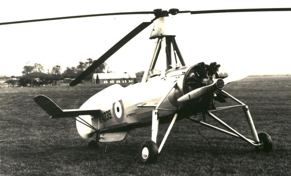 """Cierva C.30A Rota"""""""