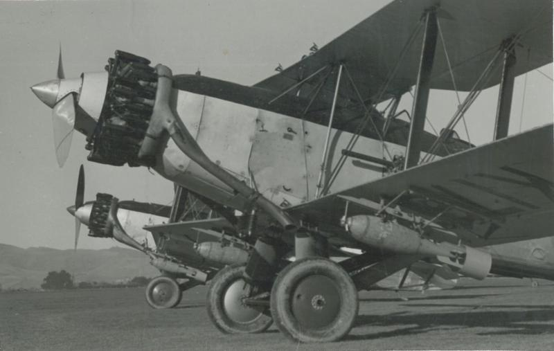 """Fairey """"Gordon"""" Mk.II"""