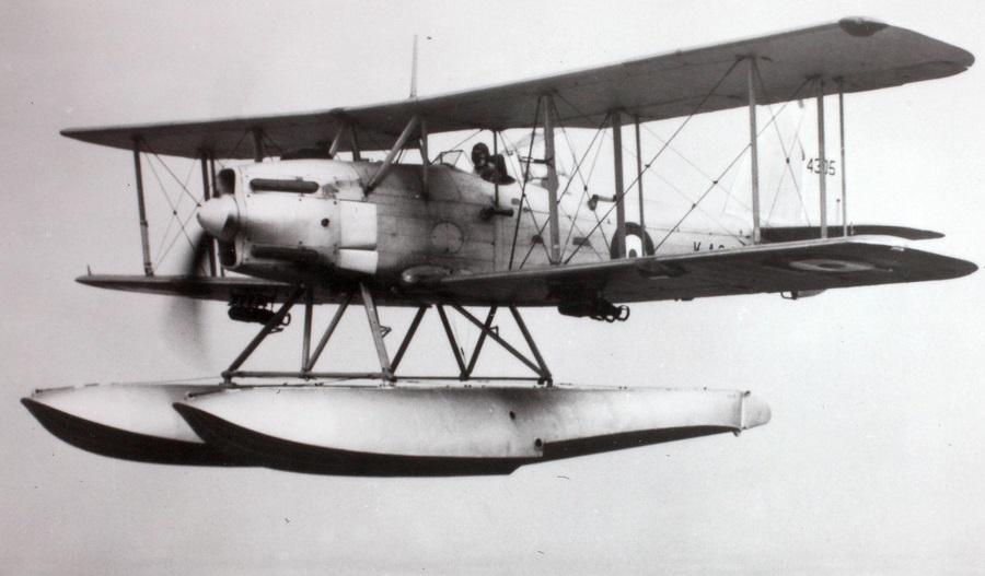 "Fairey ""Seafox"" Mk.I"