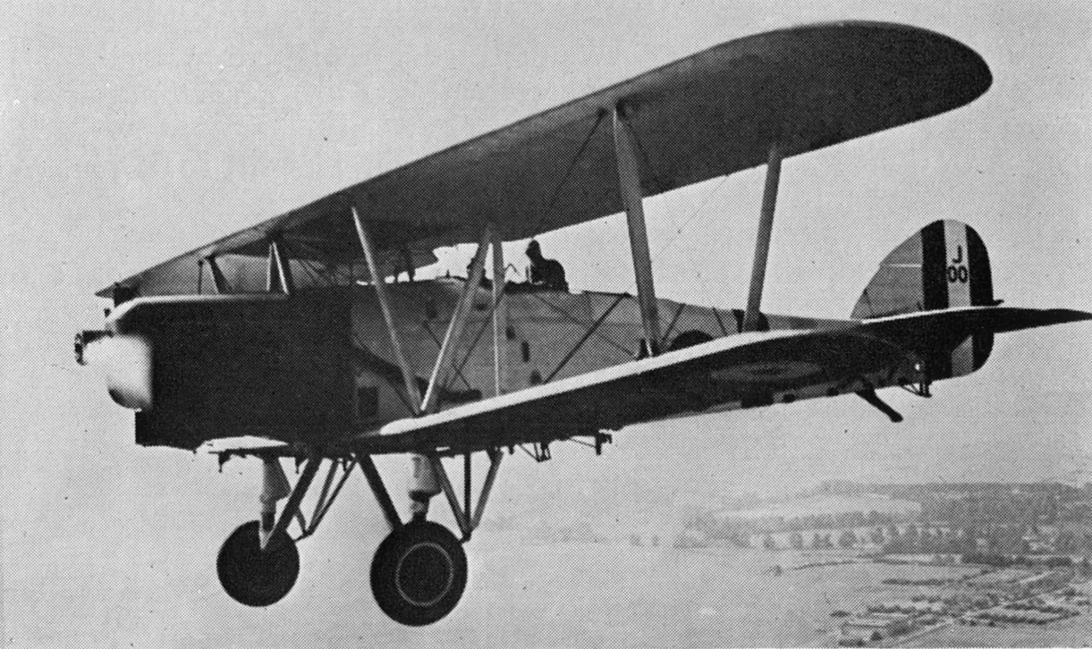 """Hawker """"Horsley"""" Mk.II"""
