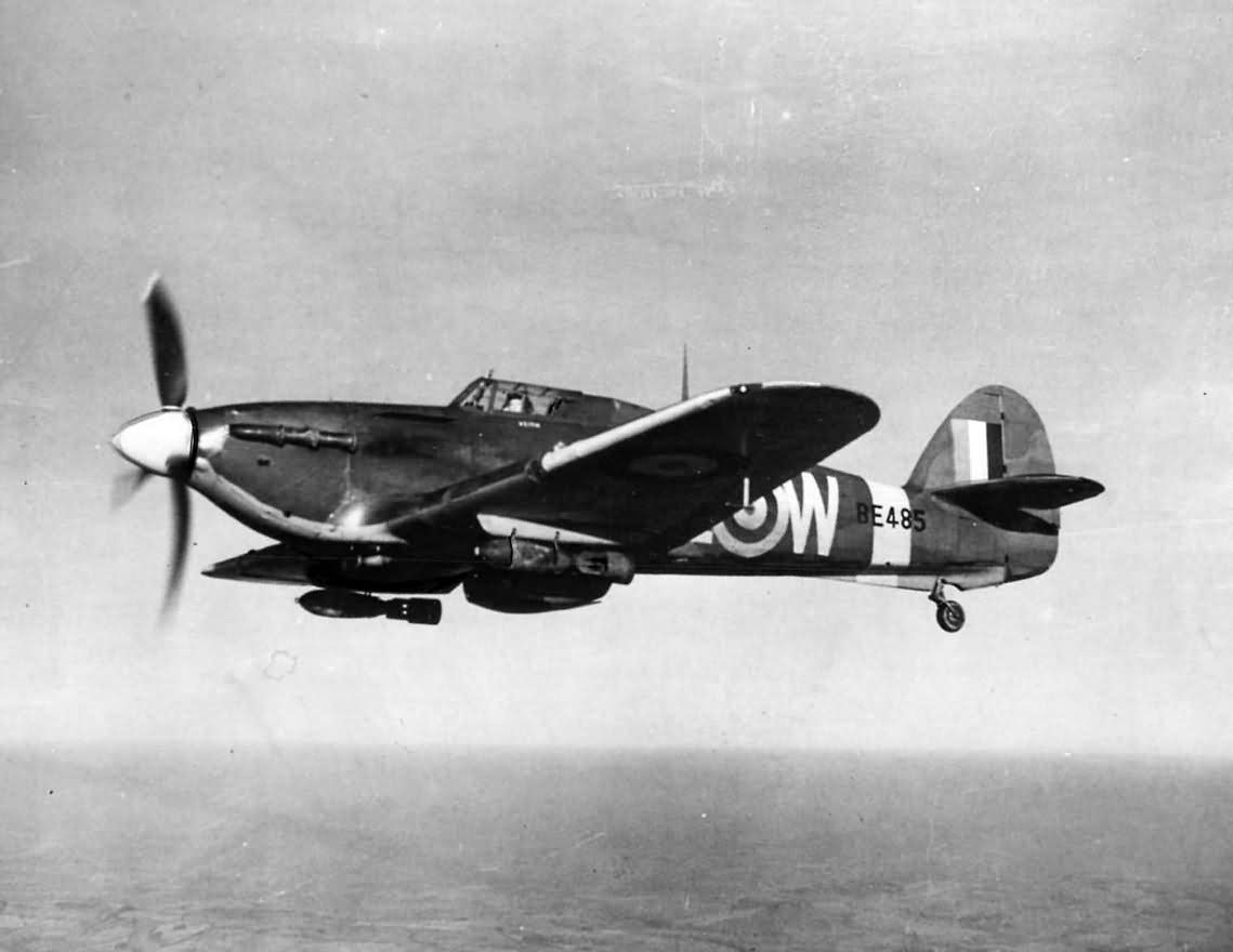"""Hawker """"Hurricane"""" Mk.IIb"""