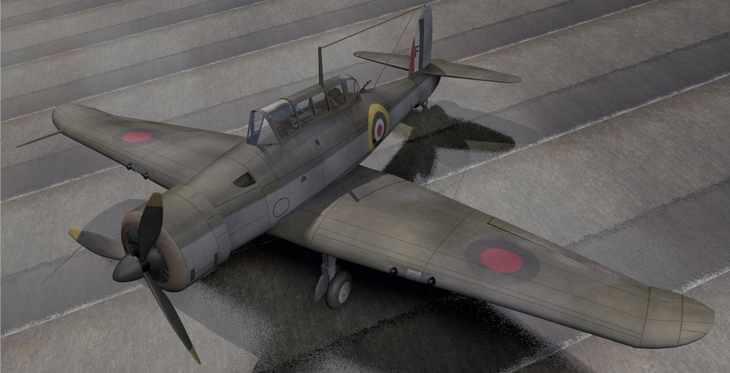 """Blackburn B.24 """"Skua"""" Mk.II"""