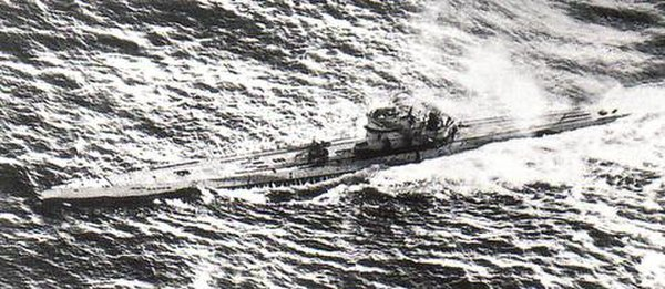 Польская подлодка U-106
