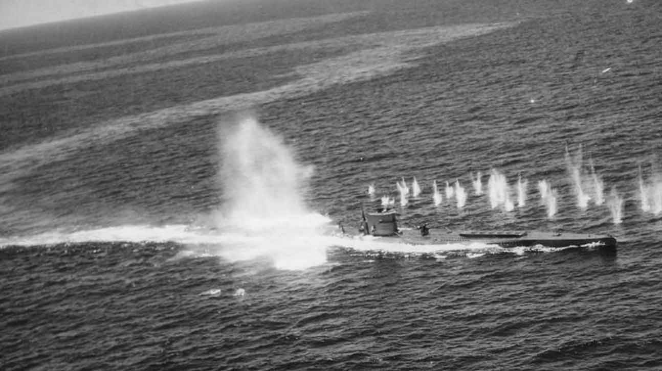 Победа авиации над подлодками во Второй Мировой войне