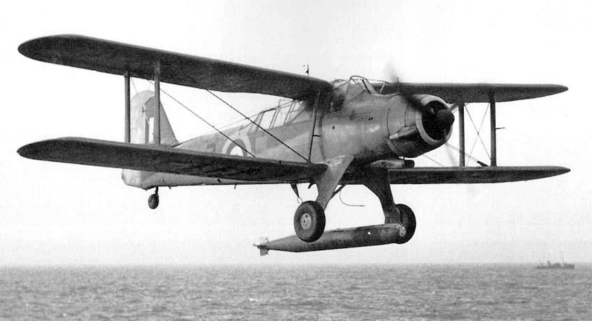 """Fairey """"Albacore"""" Mk.I"""