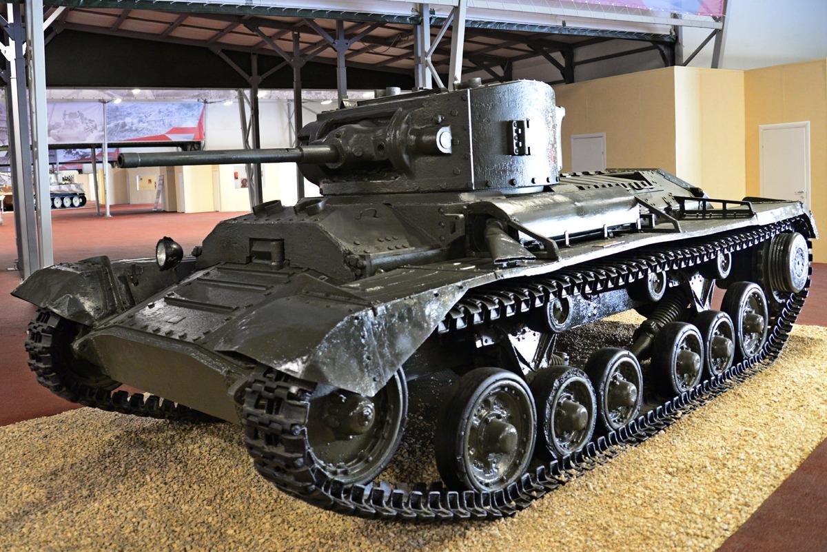 "Infantry Tank Mk.III ""Valentine"" пехотный танк"