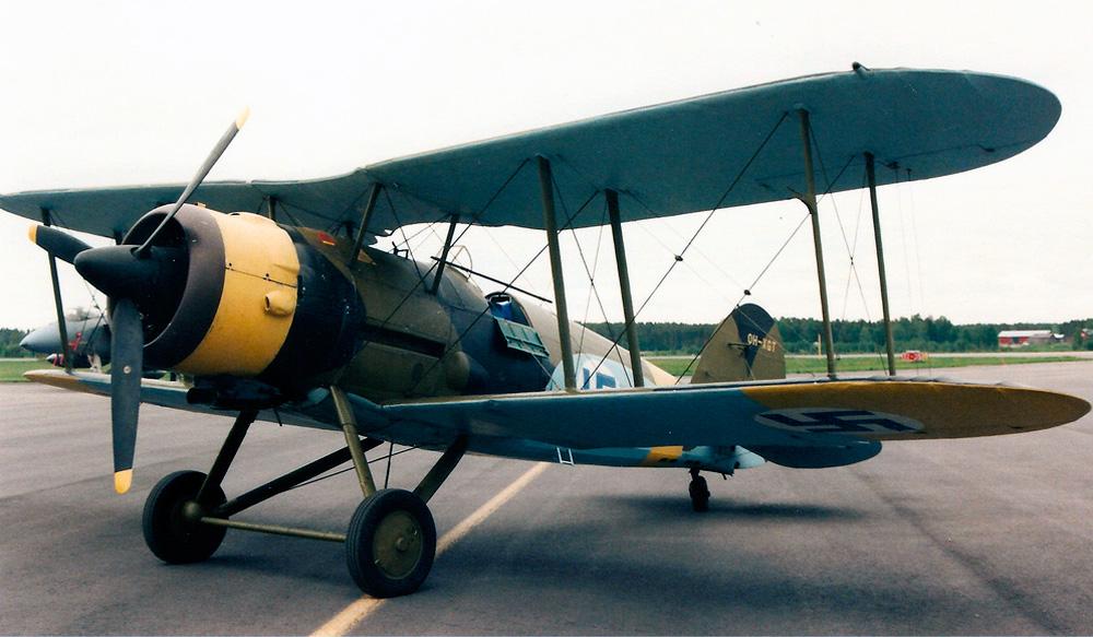 "Gloster ""Gauntlet"" Mk.II (K7810)"