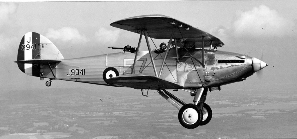 """Hawker """"Hart"""" (K4464)"""
