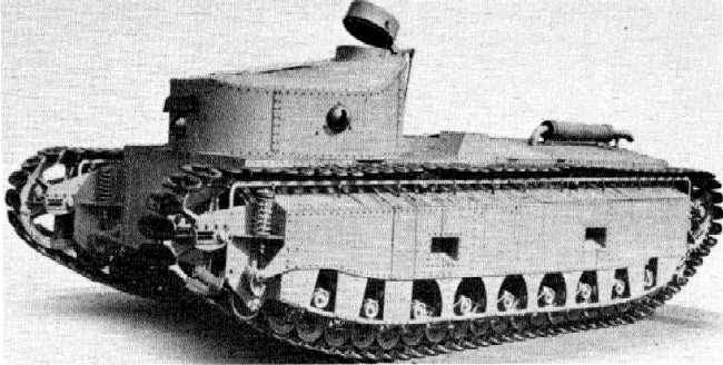 Light Infantry Tank \ Light Supply Tank Легкие танки поддержки пехоты
