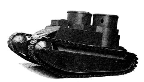 Light Tropical Tank Легкий танк