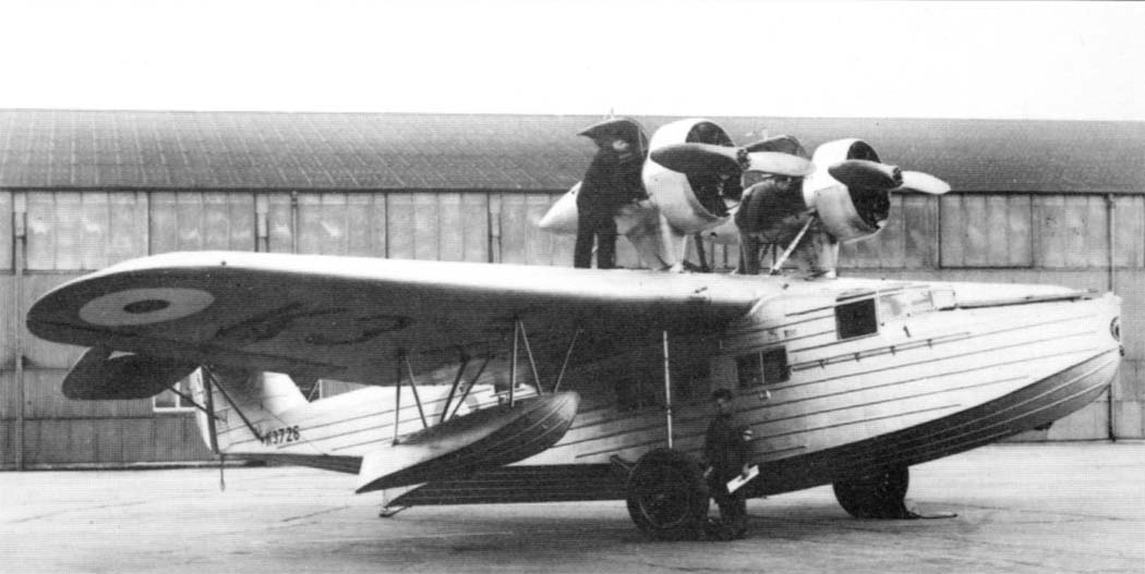 "Saro A.29 ""Cloud"" Mk.I"