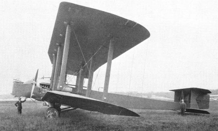 "Vickers ""Virginia"" Mk.VII"