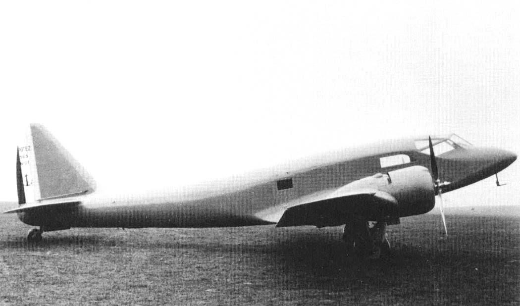 Potez 56 Военно-транспортный самолёт