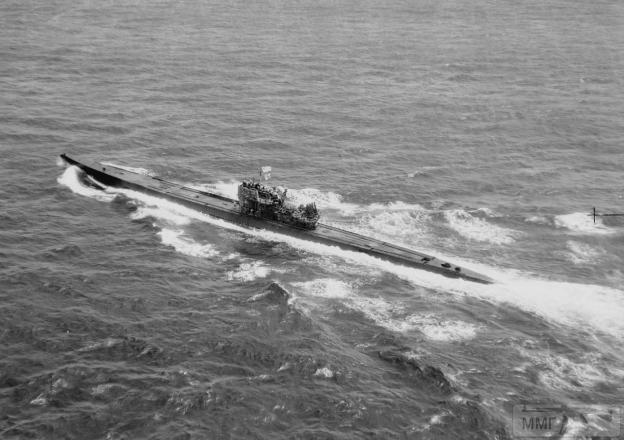 немецкая подлодка U-62
