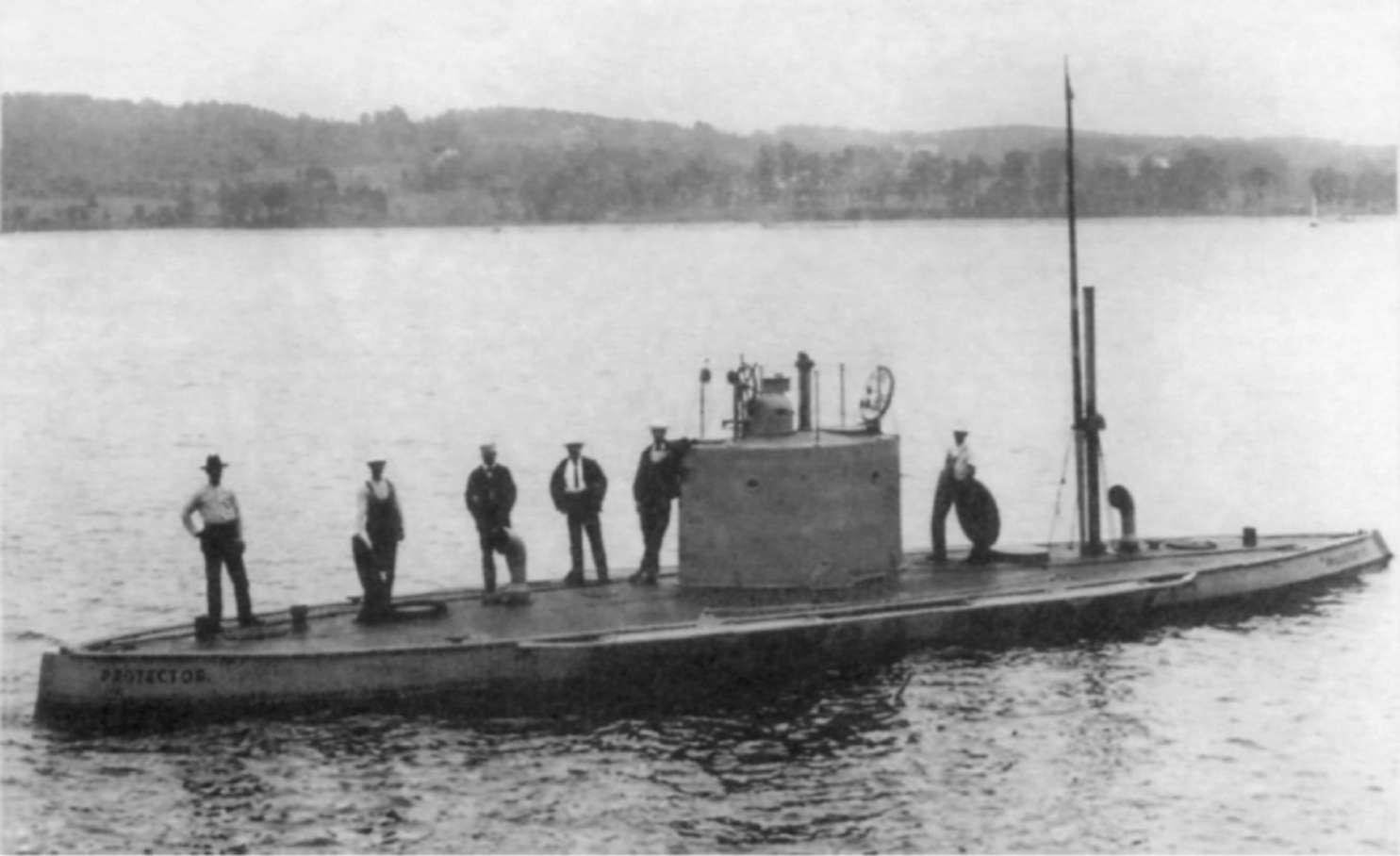 Подводные лодки в русско-японскую войну