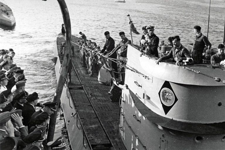 немецкая субмарина U-62