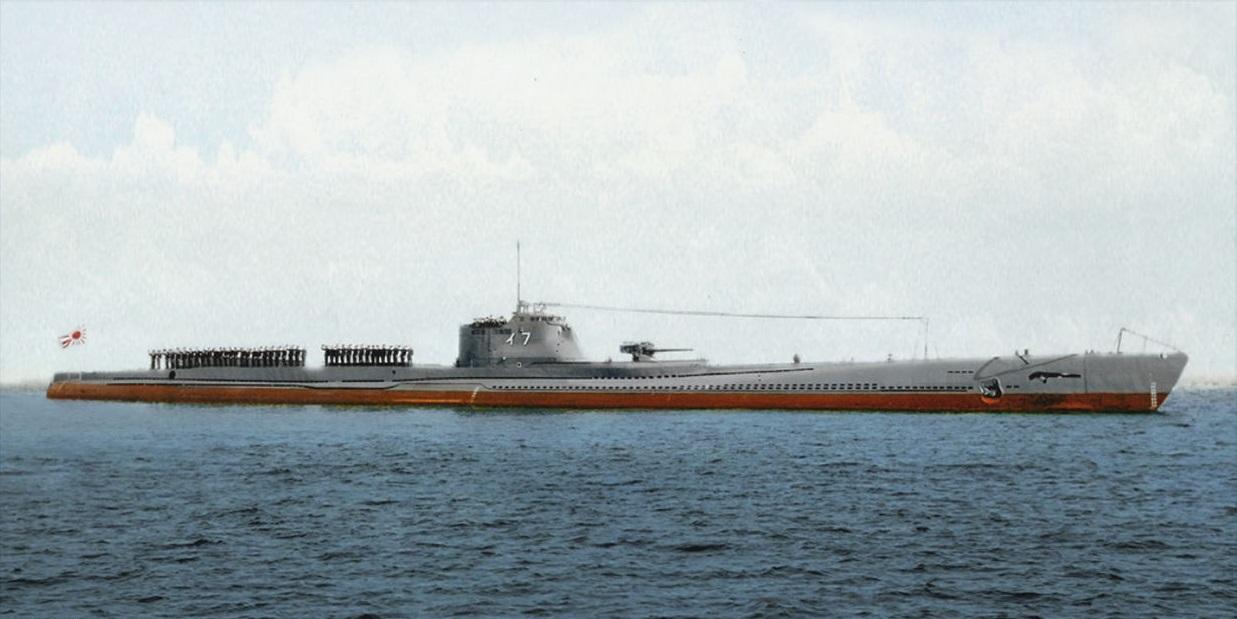 японская субмарина 1-177