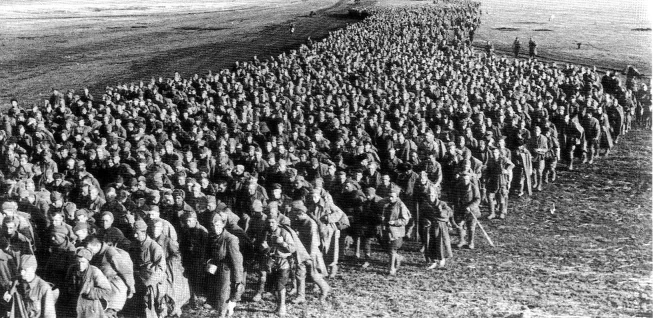 Какой путь избирали советские военнопленные