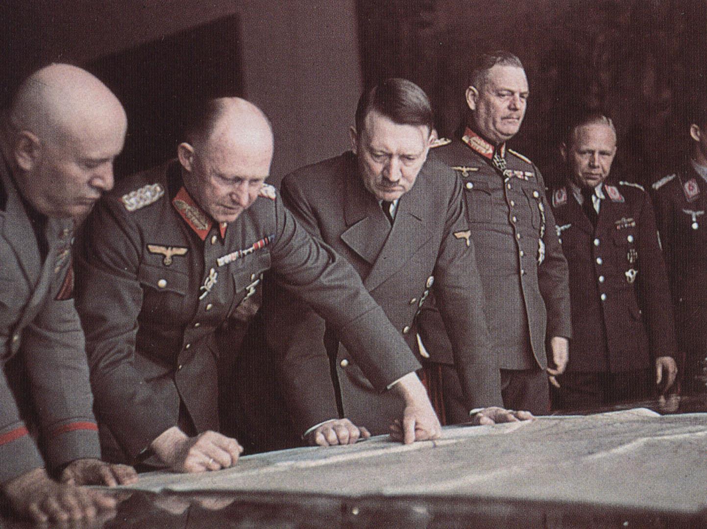 Как немцы применяли приказ Гитлера «командобефель»