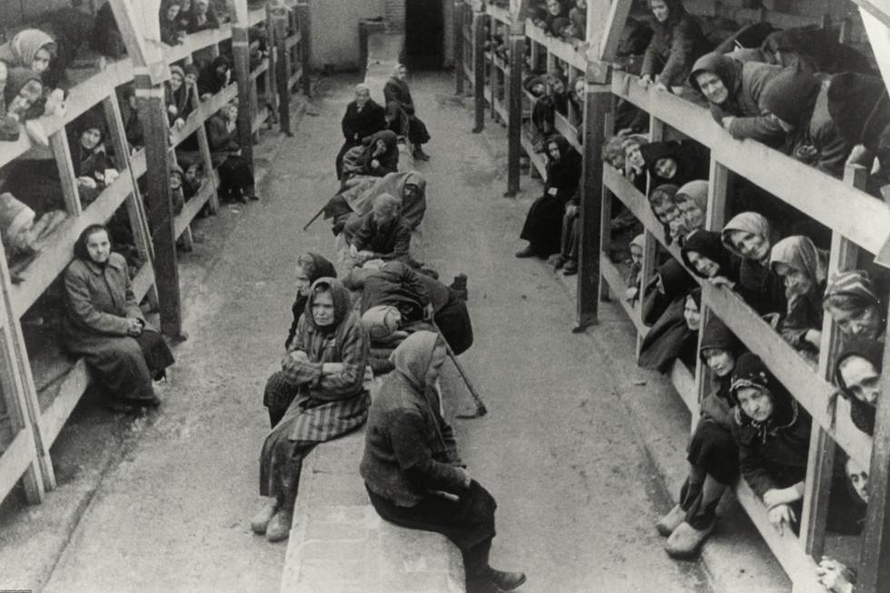 Какие пленные были в Освенциме