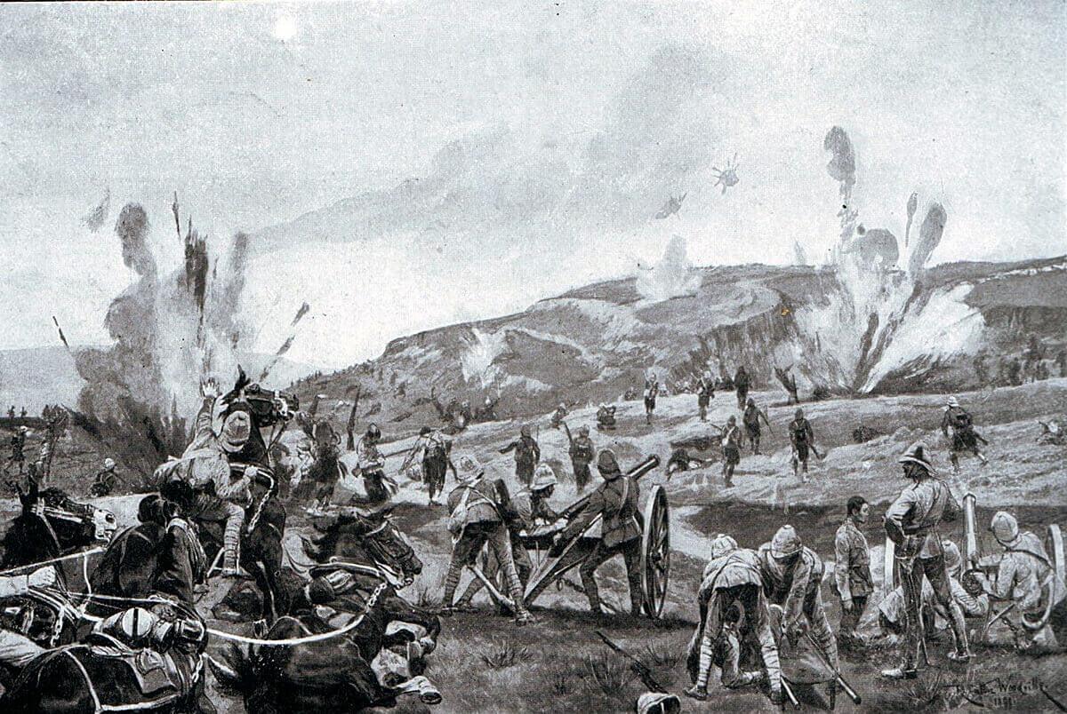 Бой у Вафангоу для 1-ой восточно