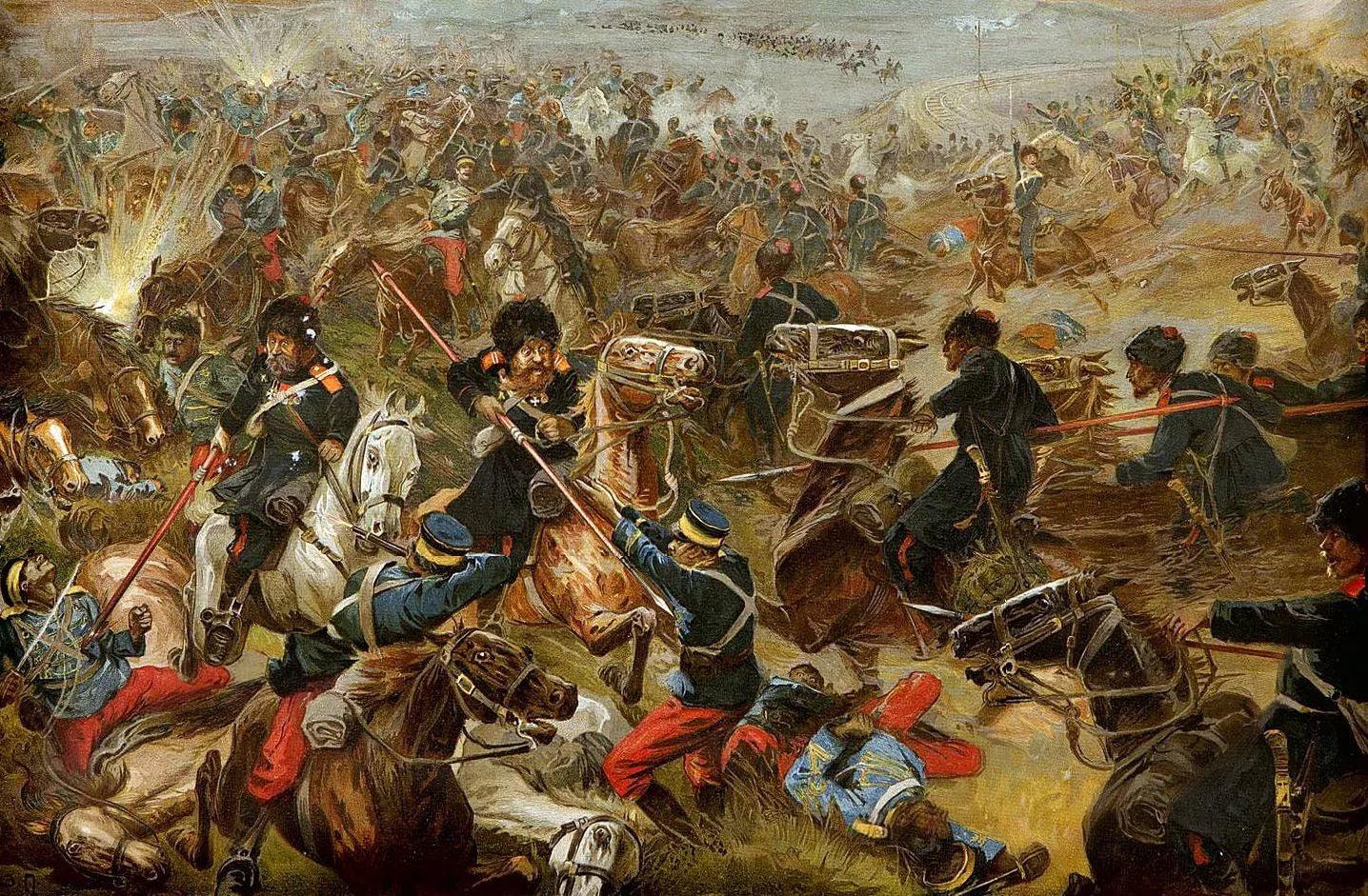 Подготовка к бою у Вафангоу