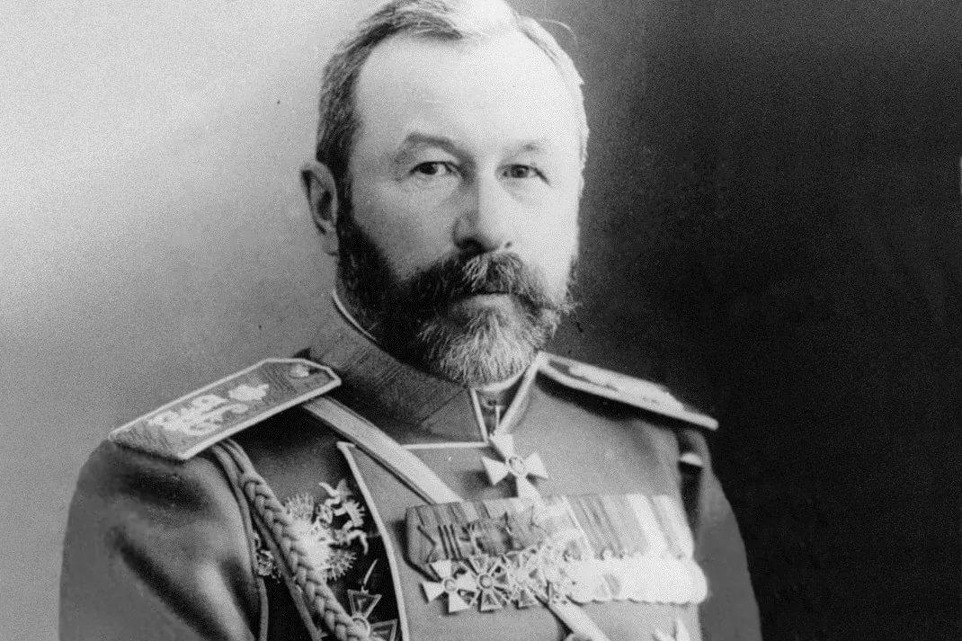 Генерал Куропаткин - трус Русско-Японской войны