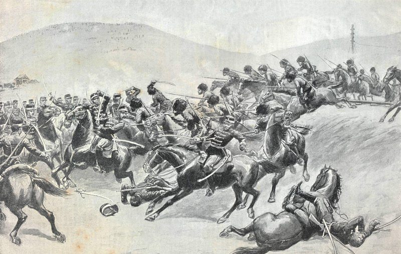 Бой у Вафангоу для 4-го восточно-сибирского