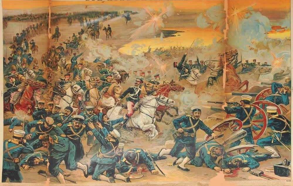 Как Россия была подготовлена к Русско-Японской войне