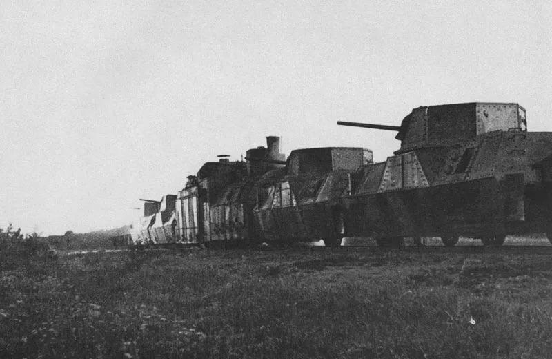 бронепоезда «григорий котовский» и «николай щорс»