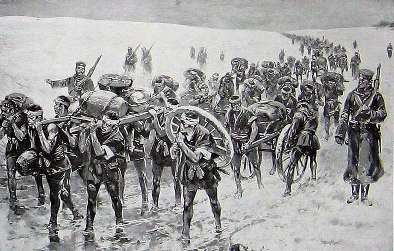 армии у Ляояна