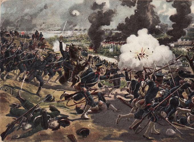 русско японская война сражение под ляояном