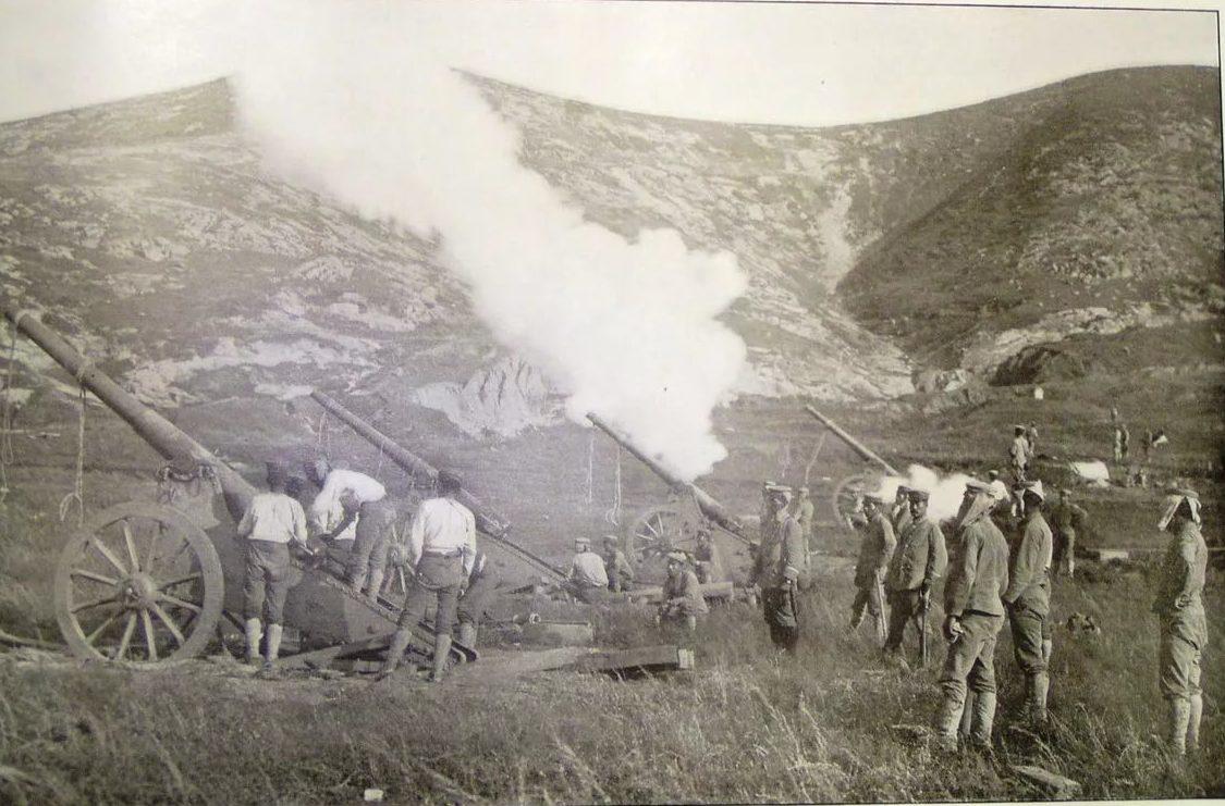 русско-японская война 1904-1905