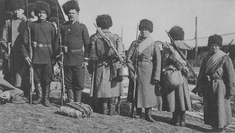 Отряд подполковника Мадритова