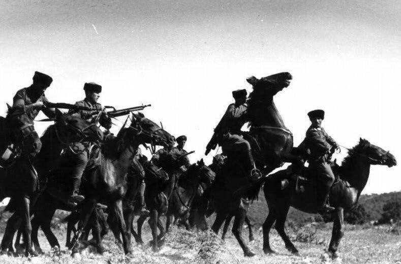 Казачья воля во Второй Мировой войне
