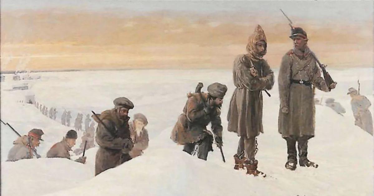ссылку в Сибирь