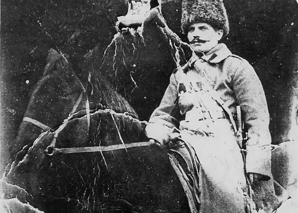 казаки 1925 год