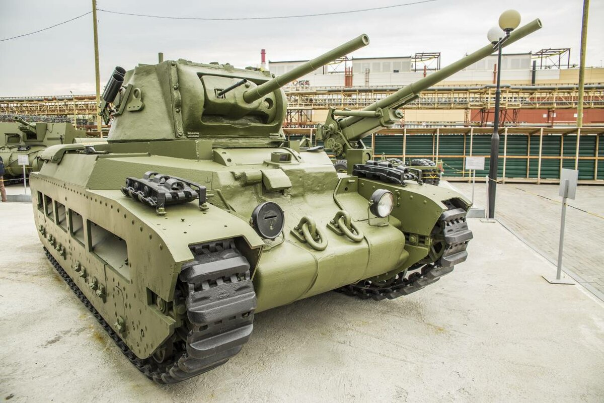 Британский средний танк Матильда II